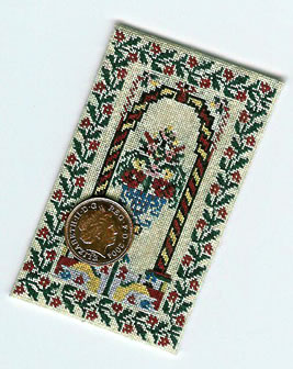 miniature prayer mat