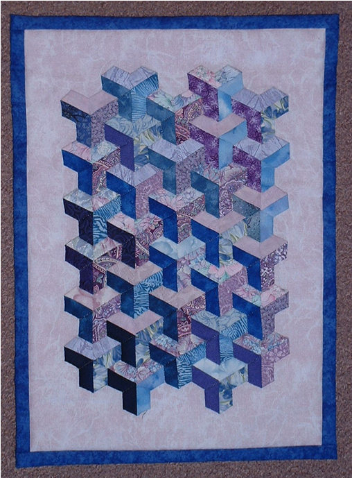 Mini Mum Wallhanging Quilts
